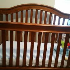 best baby europa palisades crib in classic cherry for sale in fort
