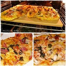 d駻ouleur cuisine 陶板試驗 薄皮pizza 語不驚人死不休 杜定台語 夏蟲語冰 桔梗花語