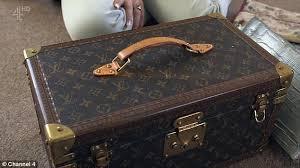 60 Piece Vanity Case Richard Hillgrove U0027s Wife On Husband U0027s Tax Conviction Daily Mail