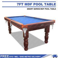 Smart Pool Table Snooker Pool U0026 Billiards Tables Ebay