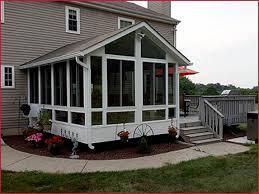 build sunroom east coast sunrooms enclosed decks patios 3 4 season gable
