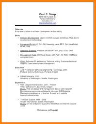 Linux Admin Sample Resume Resume A Job In Unix