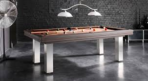 Pool Table Dining Table Contemporary Pool Table Convertible Dining Table Loft