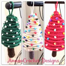 annoo s crochet world tree ornaments free pattern