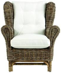 Indoor Wicker Chair Cushions Furniture Wicker Chair Ideas For Patio And Porch Rattan