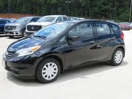 nissan versa xm radio pre owned 2015 nissan versa note sv hatchback in carrollton p4243