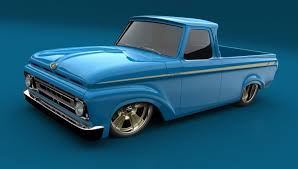 Old Ford Truck Drag Racing - http image truckinweb com f editorials 61 ford f100 unibody