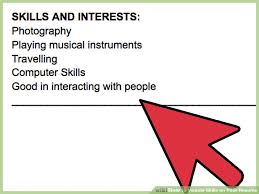 Good Skills On Resume 3 Ways To Include Skills On Your Resume Wikihow