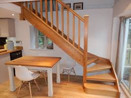 Space Between Stair Spindles by Open Plan Staircases Stairbox Staircases