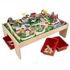 thomas the train wooden track table thomas the train table ebay