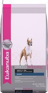 boxer dog upset stomach eukanuba breed specific boxer dry dog food 30 lb bag