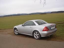 future curbside classic 1997 2004 mercedes slk 200 230 320amg r170