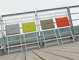 fermob cushions from metallic garden
