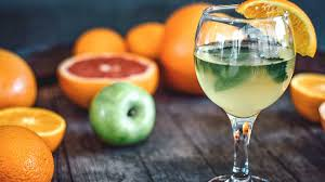 4 healthy cocktail recipes