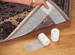 carpet rug mat gripper roll non slip wood wooden laminate