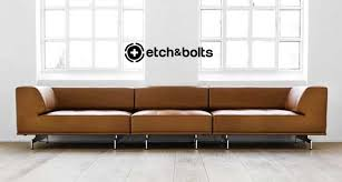 Leather With Fabric Sofas Leather Or Fabric Sofa Etch Bolts