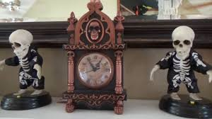 indoor halloween decorations 2016 part one the gemmy fan youtube
