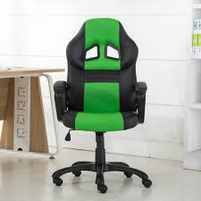 Car Desk Chair High Back Racing Office Chair Recliner Desk Computer Chair Gaming
