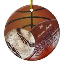 basketball silhouette shooting ceramic ornament zazzle