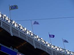 Yankee Flags Yankee Stadium U2013 Pinstripe Bowl Stadium Journey