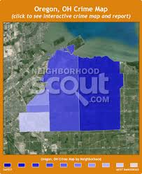 oregon oh 43434 crime rates and crime statistics neighborhoodscout