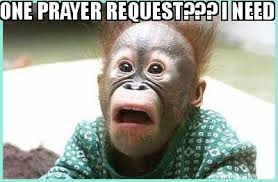 Prayer Meme - meme creator one prayer request i need more meme generator