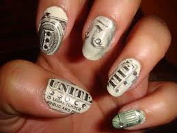best nails ever my return from la i decided to put a dollar on