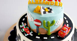cars birthday cake how to make a cars themed birthday cake ks