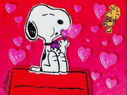 snoopy valentines day snoopy wallpaper for computer wallpapersafari