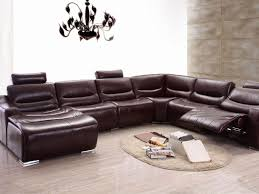 Rustic Leather Living Room Furniture Sofa 37 Nice Elegant Living Room With Stripped Wall