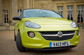 vauxhall adam vauxhall adam intellilink and advanced park assist review tech