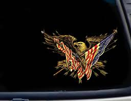 Flag It Stickers Freedom Isn U0027t Free I Paid For It Vinyl Sticker Decal 5