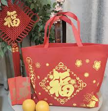 bag new year qoo10 cny new year festive gift wrapping goodies