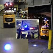blue warning lights on forklifts china professional blue forklift warning light 9 80v led oval