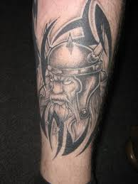 10 awesome viking tribal tattoos only tribal