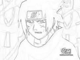 naruto surprises sasuke sketch youtube