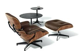 lounge chair ottoman plycraft eames style charles ebay replica and