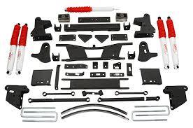 tuff country 35940 5 5 suspension lift kit 97 99 dodge dakota 4x4