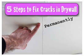 How To Repair A Cracked Bathtub Cracks In Drywall 5 Steps To A Permanent Fix With 3m Patch Plus