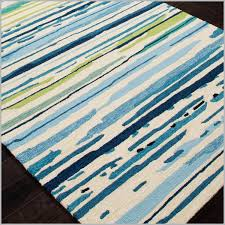 Target Indoor Outdoor Rugs Outdoor Rug Blue S Recycled Yarn Indoor Navy Stripe Target