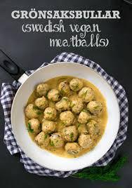 cuisine vegan recipe grönsaksbullar vegan meatballs the veg space