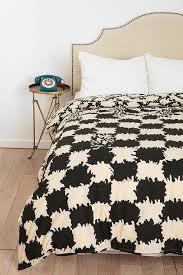 Urban Outfitters Magical Thinking Duvet Magical Thinking Gray Net Tassel Duvet Cover