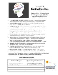 free printable self help worksheets worksheets