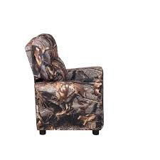 Youth Recliner Chairs Sophisticated Childs Camo Recliner Recliner Chairs Recliner