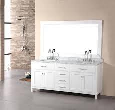 Small Double Sink Bathroom Vanity - vanities double sink bathroom vanity with makeup area standard