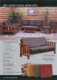 White Livingroom Furniture Cabin Ranch U0026 Lodge Furniture Living Room