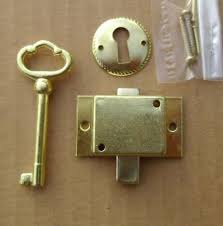 desk lock key replacement cabinet door lock set key curio grandfather clock china jewlery