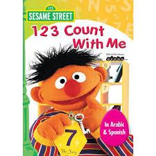 sesame 123 count with me arabic
