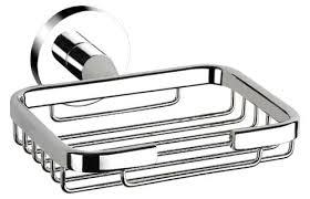bathroom shoo holder chrome wire shower soap basket 8769 bathroom soap holders by