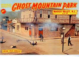 smoky mtn amusement park ghost town in the sky for sale for